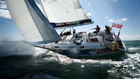Book an Advanced Sailing Course