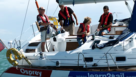 RYA Day Skipper Courses