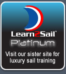 Luxury sail training courses