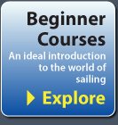 Beginner sailing courses in Europe